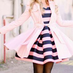 vestito chic corto by Nordstrom