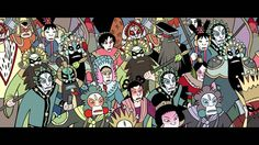 Boxers & Saints by GENE LEUN YANG | Book Trailer (YA/Graphic Novel)