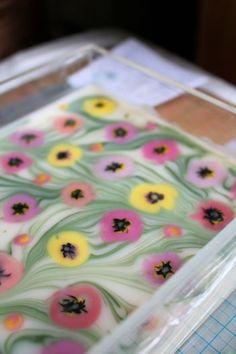 パンジー石鹸もできそう! |新潟 手作り石鹸の作り方教室 アロマセラピーのやさしい時間