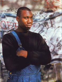 KRS One A VERY young picture of Kris Parker better know as KRS ONE!