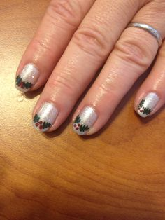 Christmas nail art nails pinterest prinsesfo Gallery
