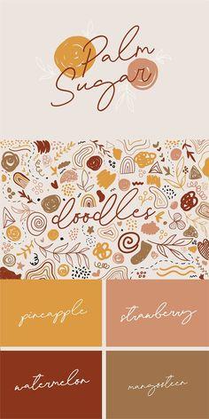 Brand Identity Design, Branding Design, Logo Design, Colour Pallete, Color Schemes, Logo Studio, Self Branding, Logo Branding, Affinity Designer