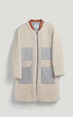 Rachel Comey - Nexus Coat - Jackets/Outerwear - New Arrivals - Women's Store Fashion News, Fashion Trends, Women's Fashion, Sweater Weather, Outerwear Jackets, Winter Fashion, Paris Fashion, What To Wear, Cool Outfits