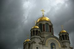TheChurch on Blood in Honour of All Saints Resplendent in the Russian Land(Russian: Храм-на-Крови́ во и́мя Всех святы́х, в земле́ Росси́йской просия́вших) is a Russian Orthodoxchurchbuilt on the site of theIpatiev HouseinYekaterinburg, where Nicholas II, the last Emperor of Russia, and several members of his family and household were shotby theBolsheviksin 1918.