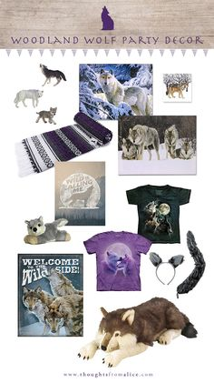 1000 Images About Wolf Party On Pinterest Cake Wolves And A