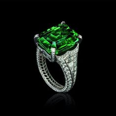 Faberge Devotion ring of over 13 carats
