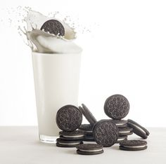 Milk and Oreoes | by James Stiles Photography