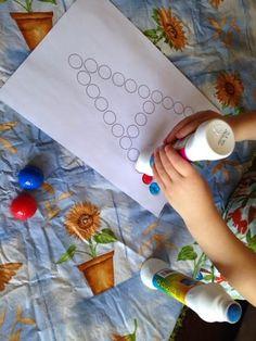 Marissa's Mommy Moments: Do-a-Dot Alphabet
