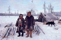 Chukchi, indigenous people inhabiting the Chukchi Peninsula and the shores of the Chukchi Sea and the Bering Sea region of the Arctic Ocean within Russia © Bryan & Cherry Alexander Photography / ArcticPhoto