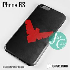 Young Justice Nightwing Red Suit Phone case for iPhone 6/6S/6 Plus/6S plus