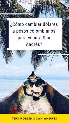 Toda la información que necesitas saber sobre el cambio de moneda en San Andrés. Bien sea que quieras cambiar divisas en ciudades de Colombia donde hagas escala o directamente en la isla.