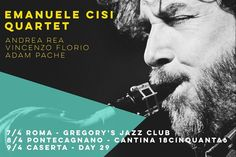 Primed and ready to start this mini-tour tonight with Emanuele Cisi. #Rome #Salerno #Caserta