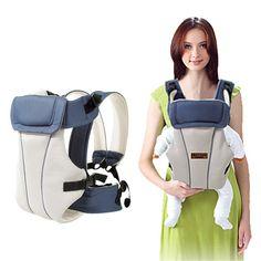4637410f1 Baby Sling Wrap Suspender. Mom and Baby Needs · Products · Transpirable  Multi-funcional frontal bebé infantil mochila bolsa de canguro portátil  tirantes ...