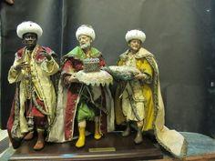 Re Magi Tall Christmas Trees, Christmas Nativity, Christmas Decorations, Biblical Costumes, Three Wise Men, Angel Ornaments, Christmas Projects, Metropolitan Museum, Art Dolls