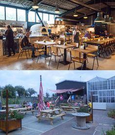 Uit Je Eigen Stad, Restaurant & Farm - Rotterdam, Netherlands