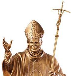 Citta Cattolica: Statue: Gesù in Vetroresina o Resina