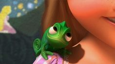 """I got Pascal from """"Tangled""""! Who's Your Disney Best Friend?"""