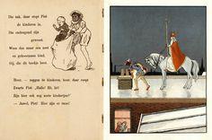 65/894 Beweegbare boeken pop-up en de vorm van boeken Sint Nicolaas
