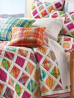 Key Largo Shams & Decorative Pillows | LinenSource