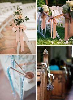 ribbon ceremony ideas