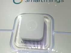 SmartThings Hub And Sensors