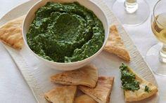 Spinach and Cannellini Bean Dip Recipe by Giada De Laurentiis