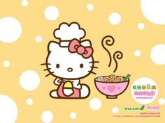 Hello Kitty Wallpaper  10530214 Fanpop