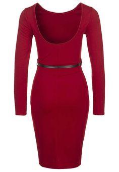 Paprika - Jerseykleid - red - back