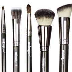 and How to Use Them NEW Makeup Geek brushes and how to use them! – Makeup GeekNEW Makeup Geek brushes and how to use them! Basic Makeup, Eye Makeup Tips, Makeup Tools, Beauty Makeup, Makeup Basics, Teen Makeup, Makeup Kit, Makeup Ideas, Makeup Brands
