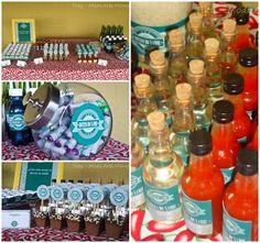 Festa Pronta - Boteco  Tuty - Arte & Mimos  www.tuty.com.br
