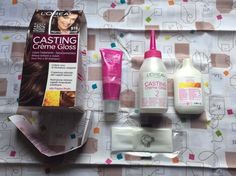Review » Tinta Casting Creme Gloss L'Oreal