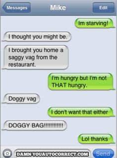 I am seriously dying of laughter!