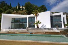 Lyxobjekt: Nybyggd villa med pool i Son Vida, Palma de Mallorca