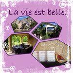 La vie à Villa Le Pont