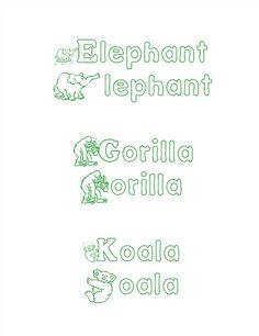 Fonts 4 Teachers  Phonic Fonts to improve early writing.