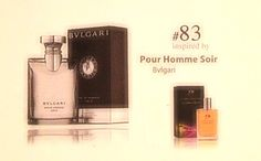 #83 inspired by Pour Homme Soir  50 ml