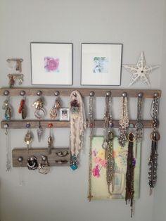 Do it Yourself Diy drawers Door knobs and Hanger