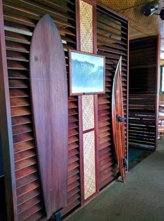 Love Wood .... & Wooden Surfboards