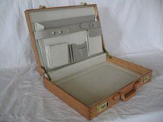 Wood Briefcase