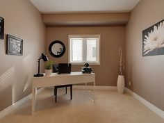 Incroyable Staged Home Office #BTSH #Staging Home Office, Stage, Home Photo, Home