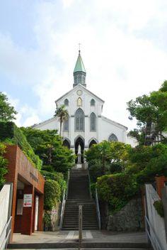 Oura Cathedral, Nagasaki City Nagasaki City