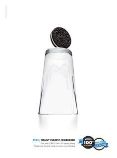 Oreo 100th Anniversary Print Ads. These are all great.