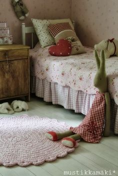Precious room for a little girl <3