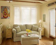 Aunt Zoe's Place Living Room Venice Beach Eco Cottage