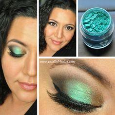 Makeup With Sugarpill Hug Life and Makeup Geek Utopia #eyemakeup
