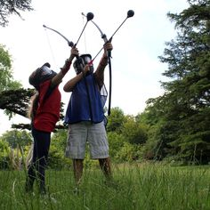 BowArrowTag.com is a new exhilarating, safe and family friendly combat archery…