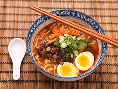 The Food Lab: Homemade Shin Cup-Style Spicy Korean Ramyun (Beef Noodle Soup) | Serious Eats