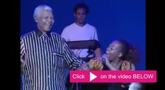 RIP our Madiba! 05 December 2013 Beautiful video of Madiba dancing with Johnny Clegg -