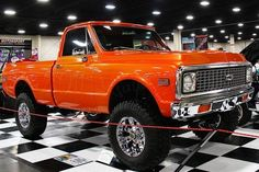 1972 Chevy Truck...was my dream truck at one time...might still be.