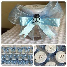 Kerem in Sünnet düğünü için hazırladığımız hediyelik kavanozlar...